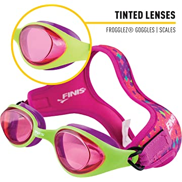 top selling FINIS Frogglez Scales Goggles
