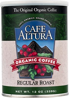 Cafe Altura Ground Coffee