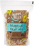 Happy Belly 快乐肚皮,热带干果和混合坚果,健康零食,44 盎司(1.25kg)