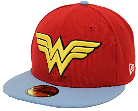 ... low price new era 59fifty wonder woman red blue fitted cap 7 3 4 47ccf  fb868 4cacb7b512bc