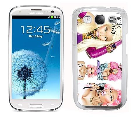 Nicki Minaj Carcasa rígida para Samsung Galaxy S3 (I9300 ...