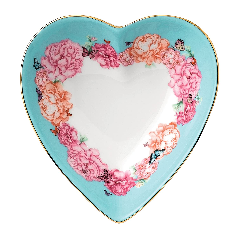 Royal Albert 40025911 Miranda Kerr Devotion Heart Tray 5, 5, Multicolor 5
