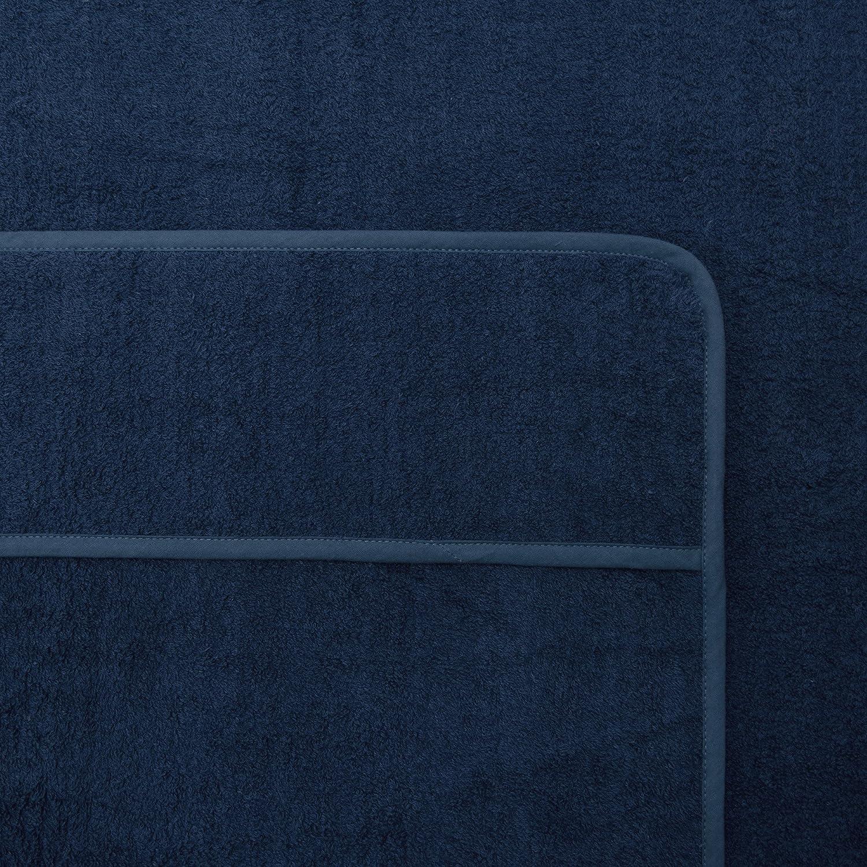 Beautissu XL Toalla para Tumbona Marbella Crema Playa Piscina jard/ín 70x200cm Antideslizante Tejido Rizo Oeko-Tex