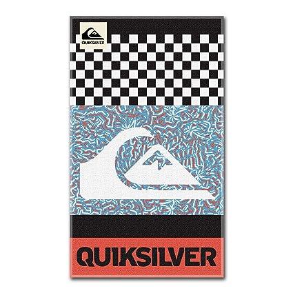 "Northwest Quiksilver quadrock Toalla de Playa (con 4 ""Lienzo Cierre de Velcro Bolsillo"