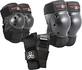 Triple Eight Saver Series Skateboard Knee Pads