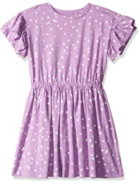 f215d5c8c008 LOOK by Crewcuts Girls' Ruffle Sleeve Dress