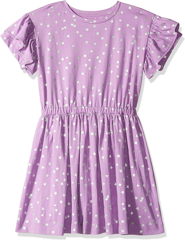 Crew Brand // J LOOK by crewcuts Girls Ruffle Sleeve Dress