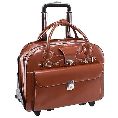 McKlein Roseville Ladie's Leather Briefcase