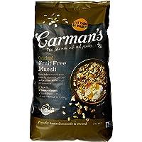 Carman's Muesli Toasted Original Fruit Free 1.5kg