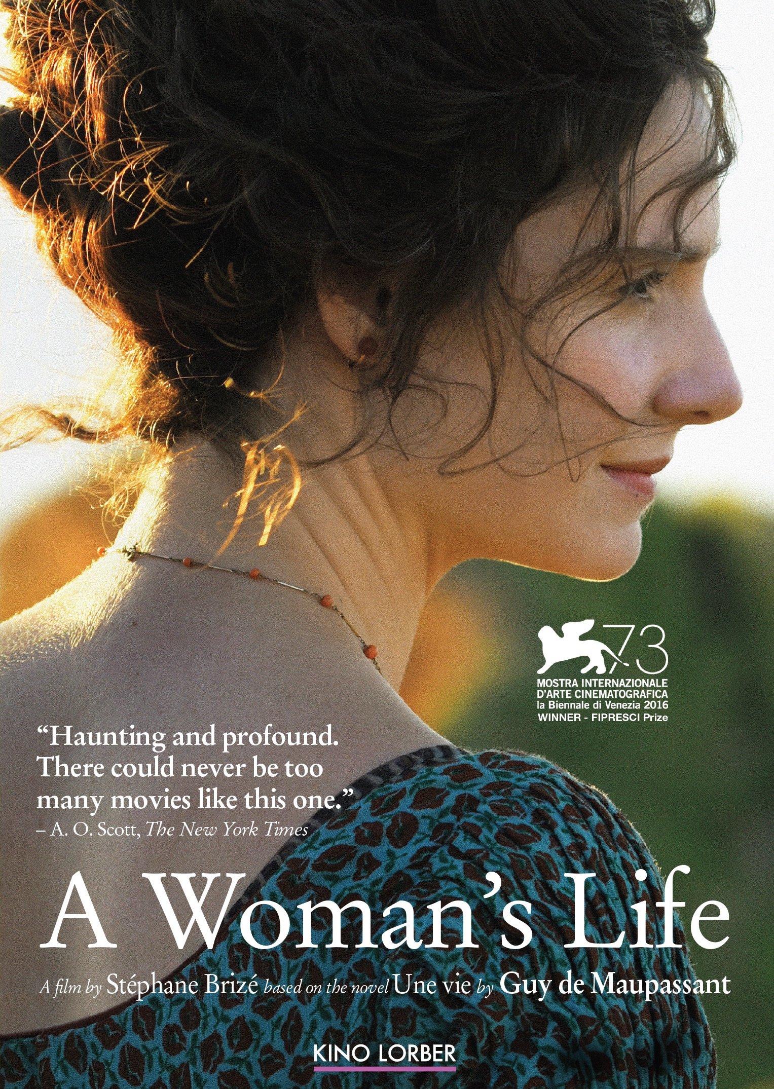 DVD : A Woman's Life (DVD)