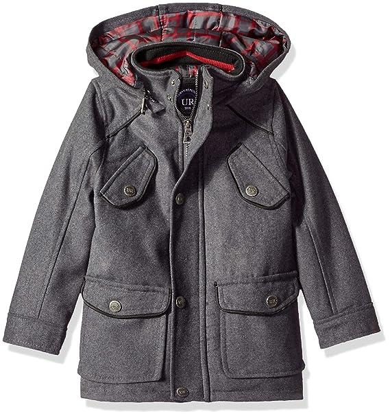 Amazon.com: Urban Republic - Chaqueta de lana para niño ...