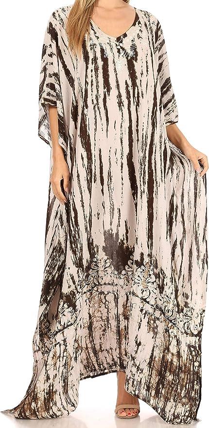 Lovely Lace Off White Colored Soft Cotton Poncho  Long Blouse  Boho Kaftan