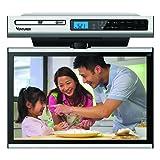 Venturer KLV3915 15.4-Inch Undercabinet Kitchen LCD TV/DVD Combo