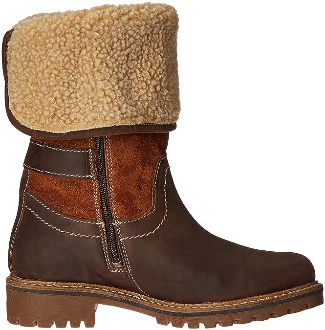 5e126e95 Amazon.com | Bos. & Co. Women's Hillory Snow Boot | Mid-Calf