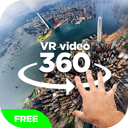 VR video 360 (Android Apps Camera)