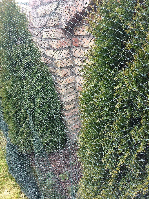 Vogelschutznetz Teichnetz Obstbaumnetz Schutznetz  sehr stark viele Größen