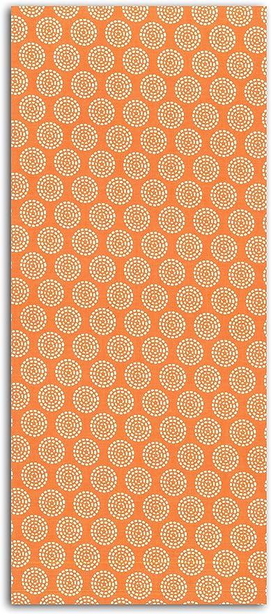 Dailylike lkc28 – Retal de Tela algodón Naranja 110 x 90 x 0.1 cm ...