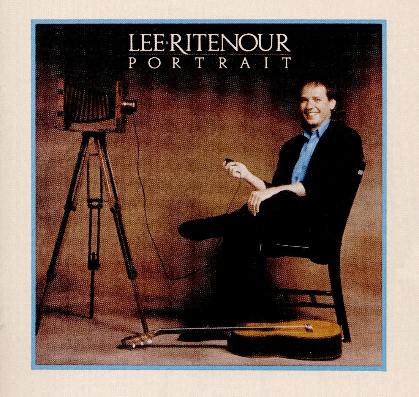 CD : Lee Ritenour - Portrait (CD)