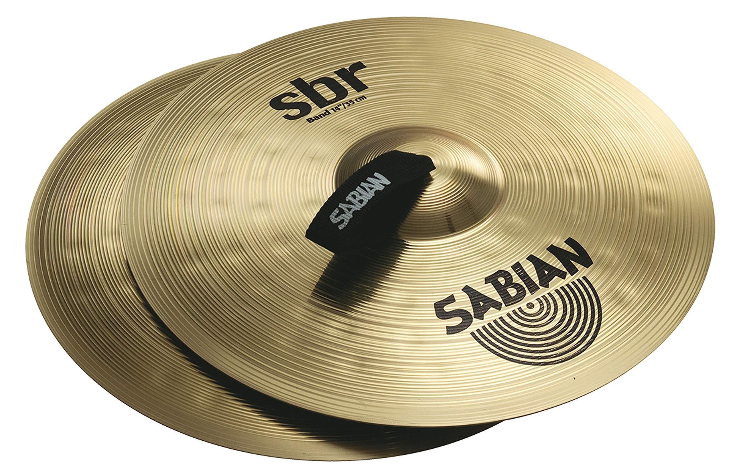 Sabian SBR 14'' Band Cymbals by Sabian