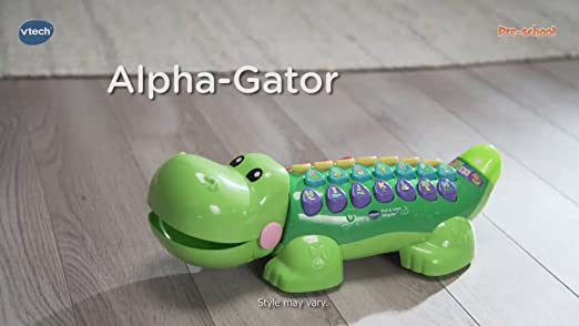 Vtech alpha gator learning toy amazon toys games altavistaventures Images