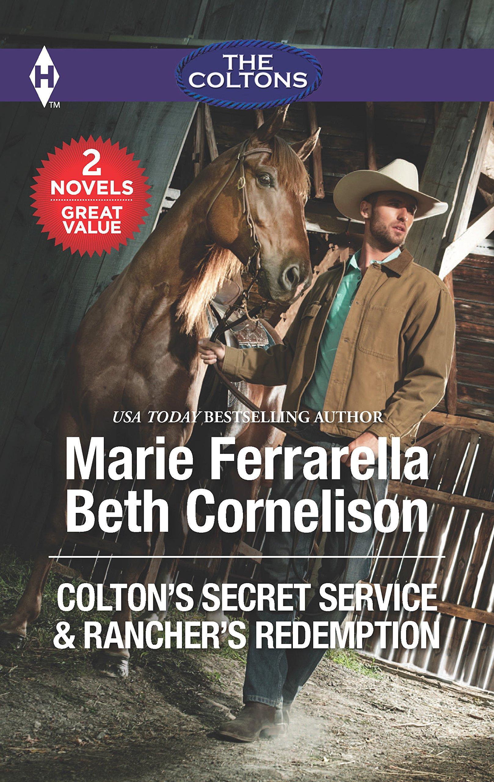 Colton's Secret Service & Rancher's Redemption PDF