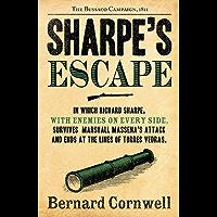 Sharpe's Escape: The Bussaco Campaign, 1810 (The Sharpe Series, Book 10)