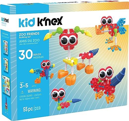 K'Nex Zoo Friends Construction Toy (55 Piece)