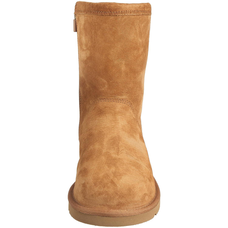 Amazon.com | UGG Australia Women's Roslynn Boots, Chestnut, US 11 US | Boots