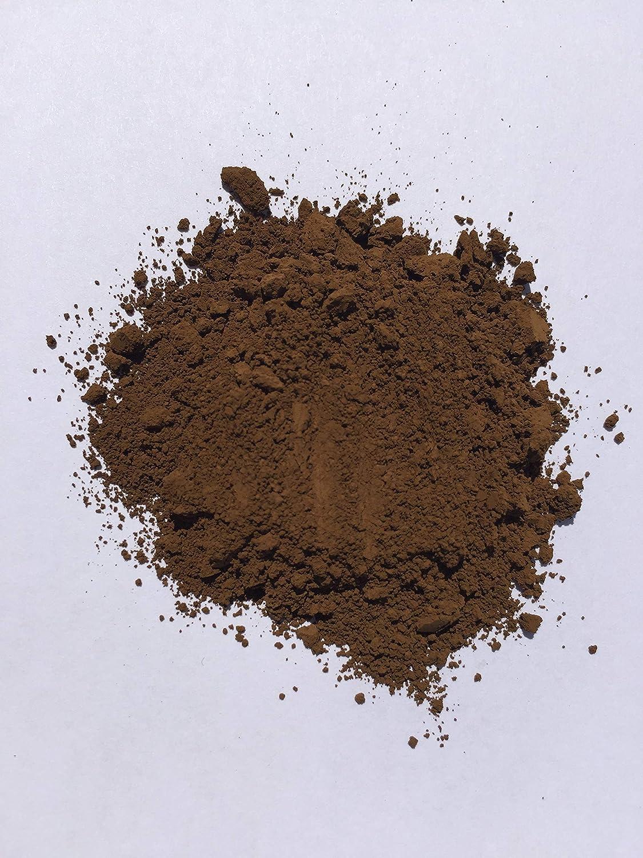 Pigmento/colorante para hormigón, cerámica, pintura de pared, enlucido, cemento, yeso, ladrillos, azulejos y más, 454 g, color marrón