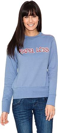 Padel Lobb Sudadera Batan Azul Claro L: Amazon.es: Ropa y accesorios