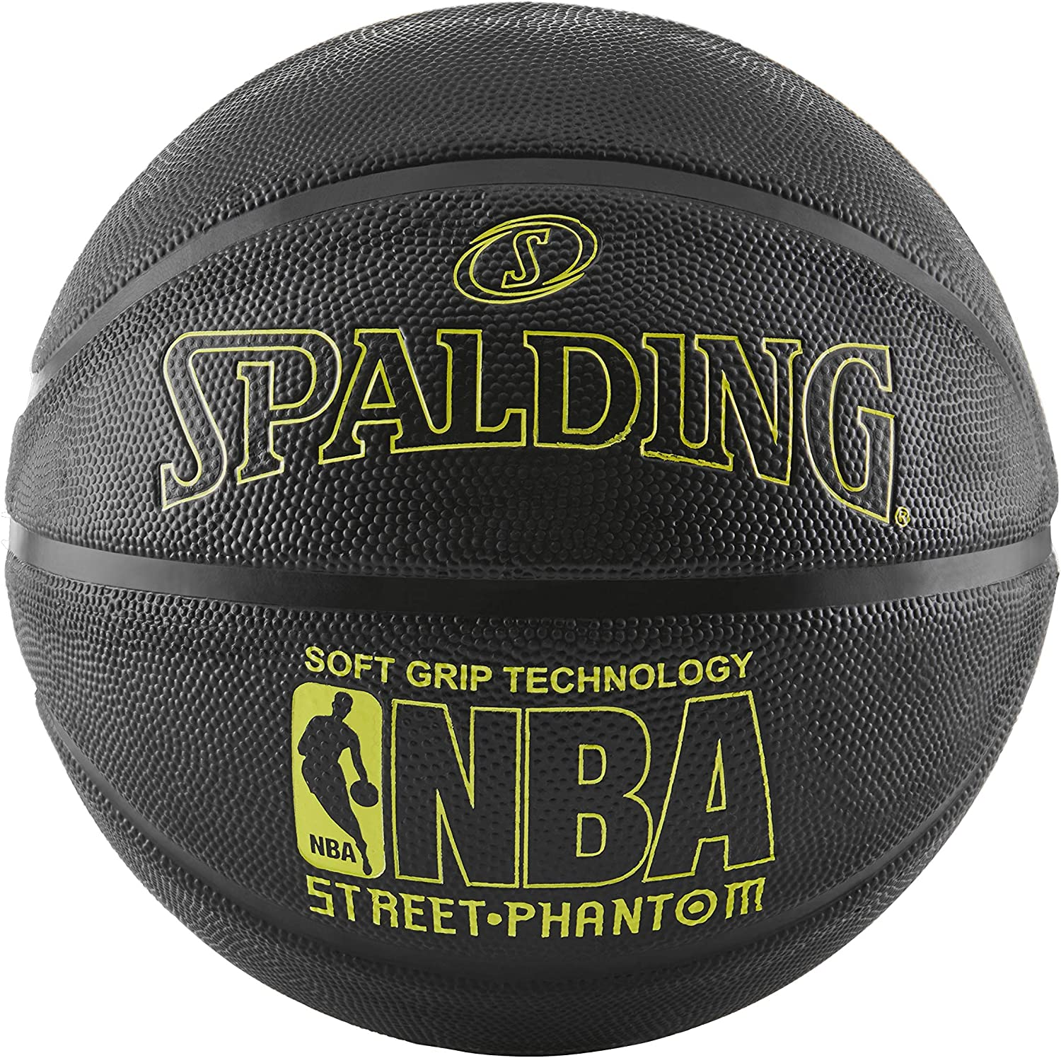 Spalding NBA Street Phantom Official Outdoor Basketball : Sports & Outdoors