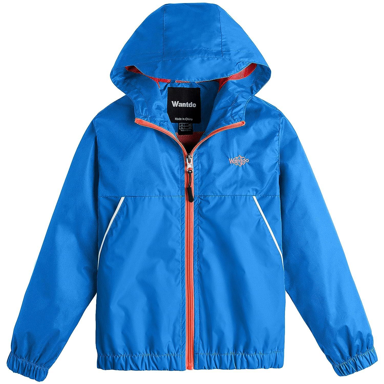 Wantdo OUTERWEAR ボーイズ 43750 ブルー(Acid Blue) B07216T3CX