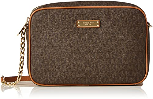 1946fa58587b Michael Kors Women s Jet Set Large Crossbody Bag  Michael Kors ...