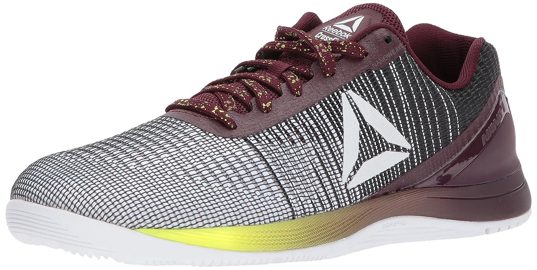 Q Neon-blanc noir Solar Reebok Chaussures Athlétiques 41.5 EU
