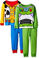 Disney Toy Story Boys 2 Cotton Sleepwear Set