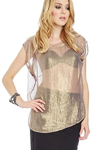 Replay Blusa de Manga Corta