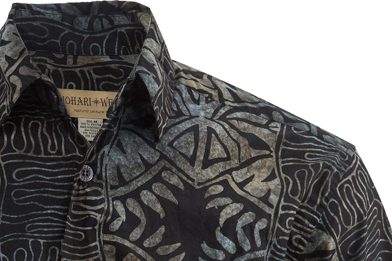 Island Fever Tropical Cotton Shirt By Johari West