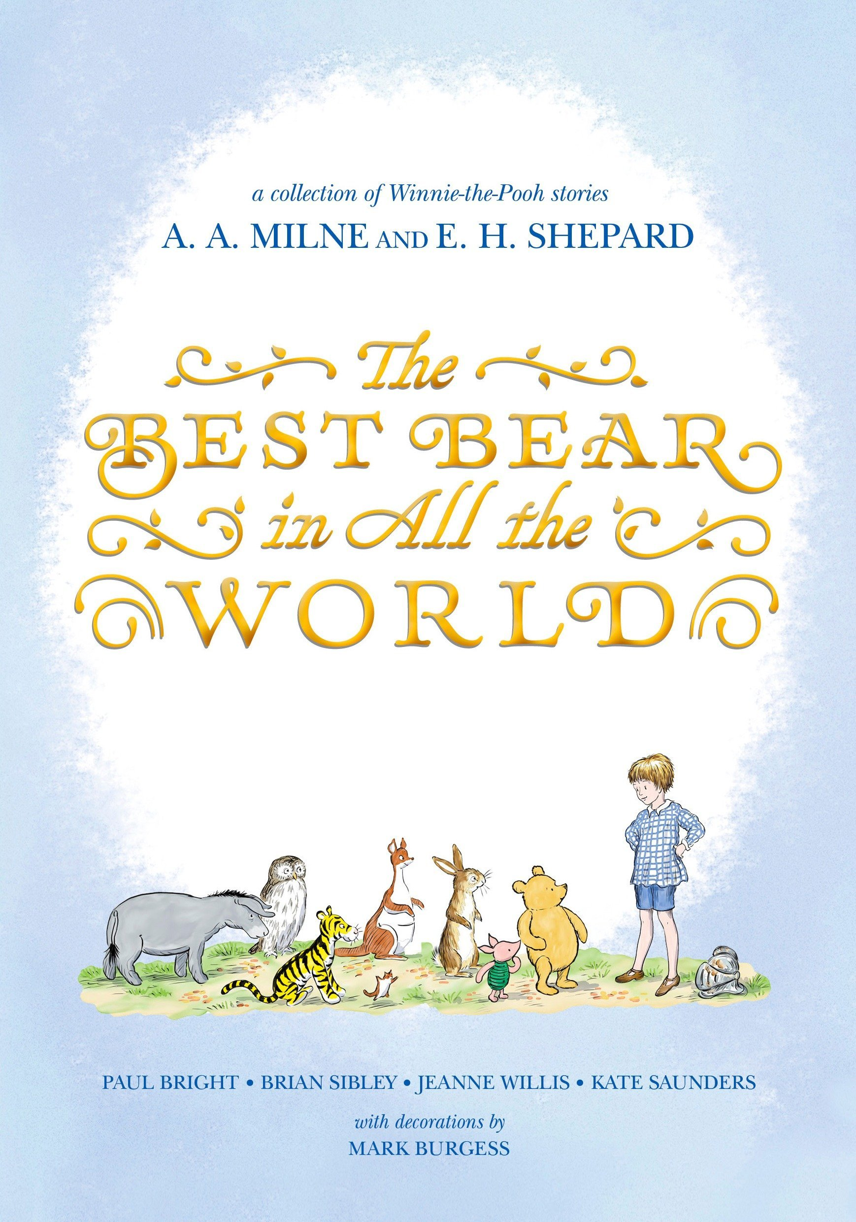 The Best Bear in All the World (Winnie-the-Pooh) ebook
