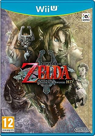 The Legend Of Zelda Twilight Princess Nintendo Wii U Amazon Es