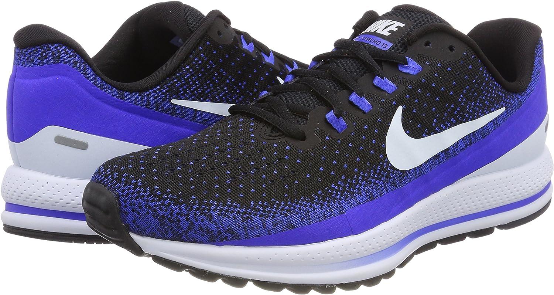 Nike Air Zoom Vomero 13, Zapatillas de Trail Running para Hombre, Multicolor (Black/Blue Tint/Racer Blue 002), 39 EU: Amazon.es: Zapatos y complementos