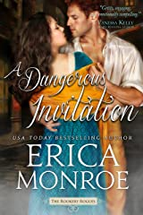 A Dangerous Invitation (The Rookery Rogues Book 1) Kindle Edition
