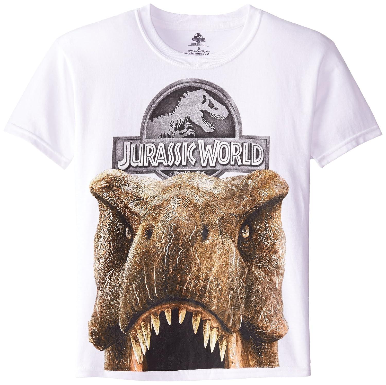 71f09d077 Amazon.com: Jurassic World Boys' Short Sleeve T-Shirt: Clothing