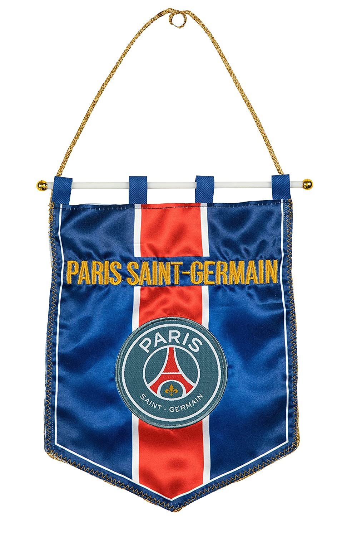 Collection Officielle Taille 20 x 25 cm PARIS SAINT GERMAIN Fanion Large PSG