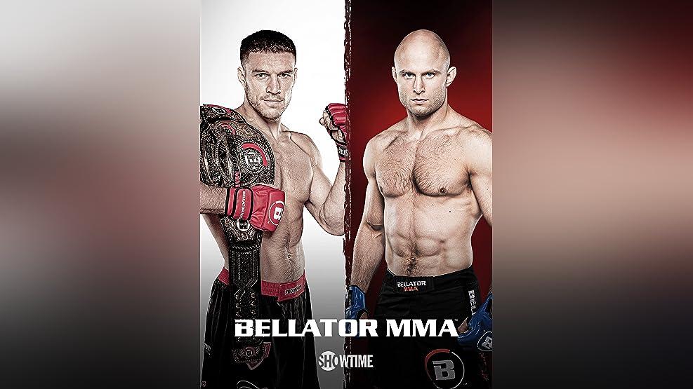 BELLATOR MMA 268: Light Heavyweight World Grand Prix Semifinals