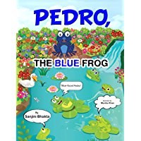 Pedro, the Blue Frog