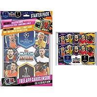 Match Attax 2020-21 Topps Champions League Cards - Starter Pack + 2 Bonus… photo
