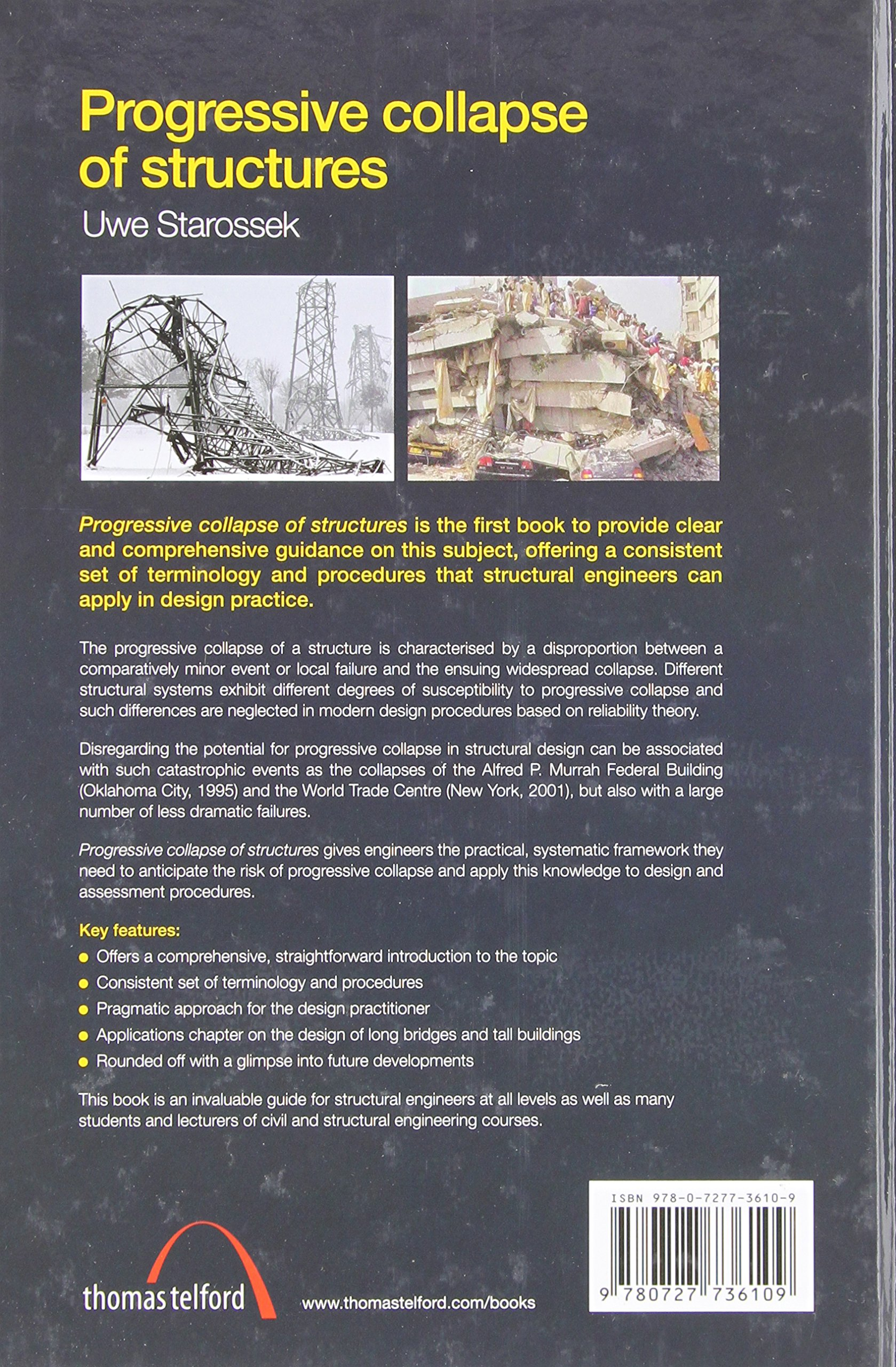 Progressive Collapse of Structures: Amazon co uk: Uwe
