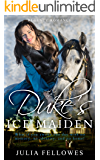 REGENCY ROMANCE: The Duke's Ice Maiden (A Clean Read Historical Love Story)