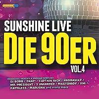 Sunshine Live - Die 90er, Vol. 4