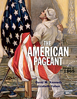 Amazon american pageant volume 1 ebook david m kennedy american pageant volume 2 fandeluxe Image collections